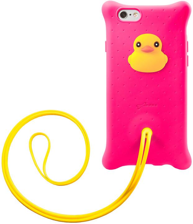 Phone Bubble Lanyard 6S-Duck