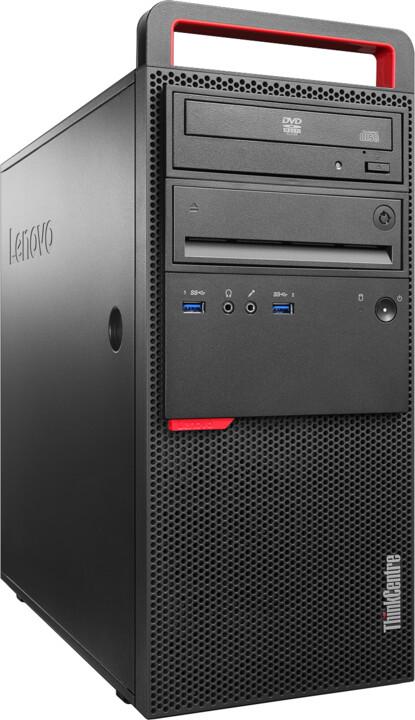 Lenovo ThinkCentre M900 TW, černá