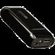 AXAGON ECO 4400mAh Powerbank, LED light, černá