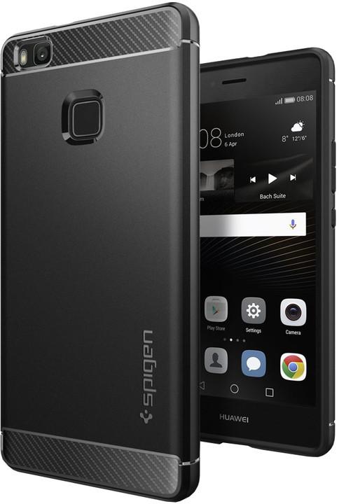 Spigen Rugged Armor pro Huawei P9 Lite, black