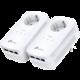 TP-LINK TL-PA8030PKIT, Starter Kit  + IP TV Premium na 1 měsíce v hodnotě 699,- zdarma k TP-linku (platné do 30.6.2018)