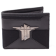 Peněženka Wolfenstein 2 - Metal Badge Logo