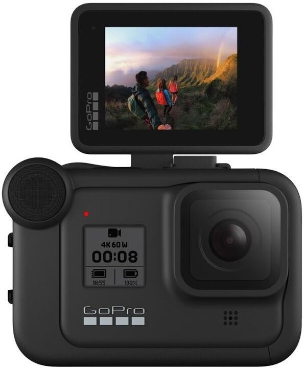 GoPro Display Mod, externí LCD display, černá