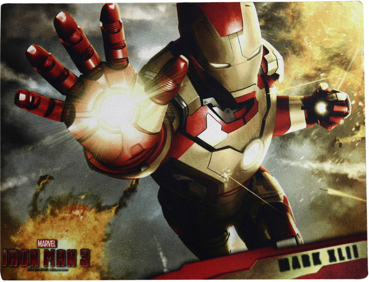 E-Blue Iron Man EMP006, látková