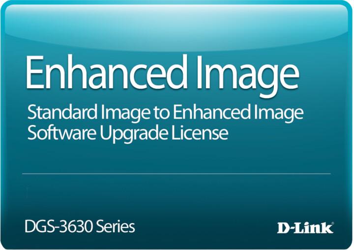 D-Link DGS-3630-28SC-SE-LIC rozšiřující licence