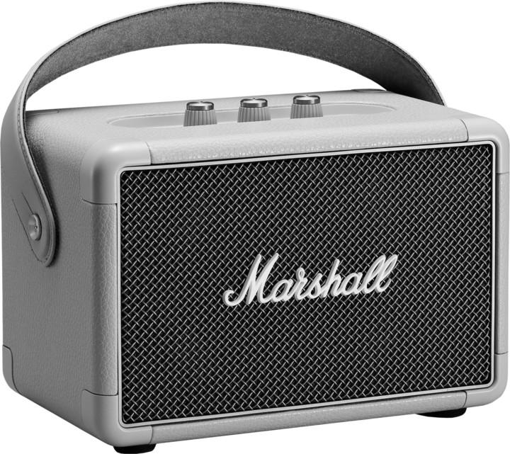Marshall KilBurn II, šedá