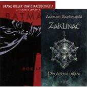 Knihy a komiksy