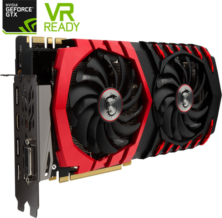 MSI GeForce GTX 1080 GAMING Z 8G, 8GB GDDR5X
