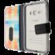 FIXED Opus pouzdro typu kniha pro Samsung Galaxy J1 (2016), motiv Dice