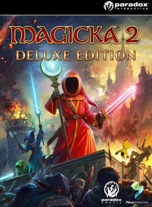 Magicka 2 Deluxe Edition - PC