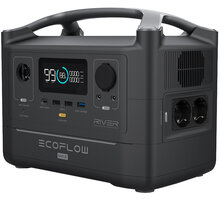 EcoFlow RIVER600 Max Portable Power Station
