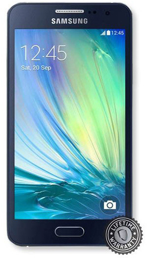Screenshield Tempered Glass pro Samsung Galaxy A3 (SM-A300FU)