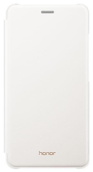 Honor flipové pouzdro pro Honor 7 Lite, bílé