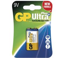 GP Ultra Plus, alkalická, 9V - 1017511000