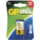 GP Ultra Plus, alkalická, 9V