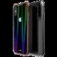 Luphie Aurora Magnet Hard Case Glass pro iPhone X, černo/červená  + Při nákupu nad 500 Kč Kuki TV na 2 měsíce zdarma vč. seriálů v hodnotě 930 Kč