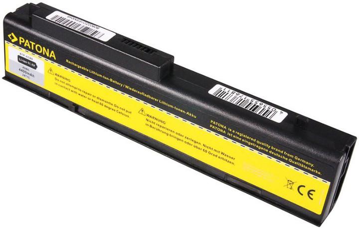 Patona baterie pro ntb FUJITSU-SIEMENS AMILO A1650 4400mAh Li-Ion 11,1V BTP-ACB8