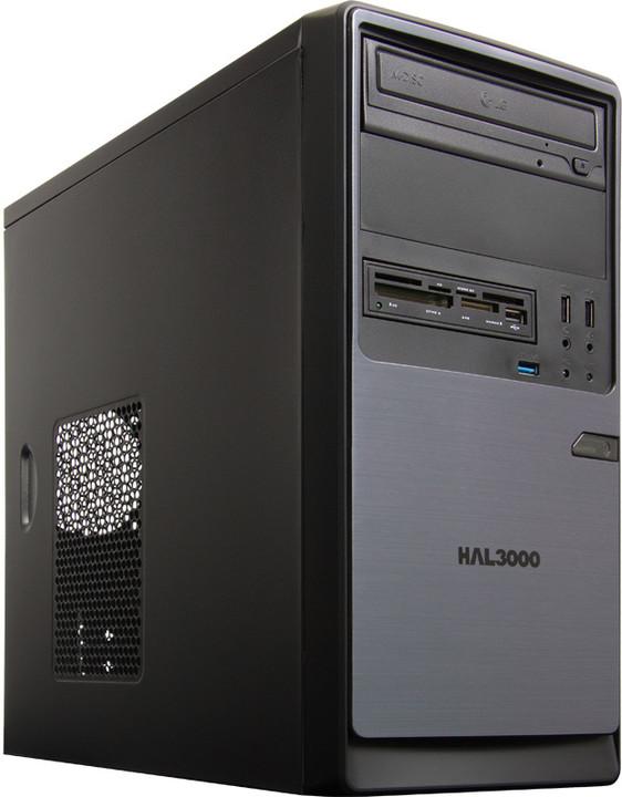HAL3000 ProWork II, černá
