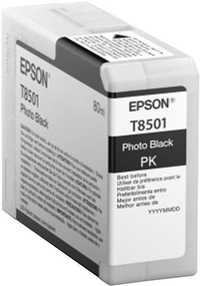 Epson T850100, (80ml), photo black