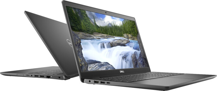 Dell Latitude 15 (3510), šedá