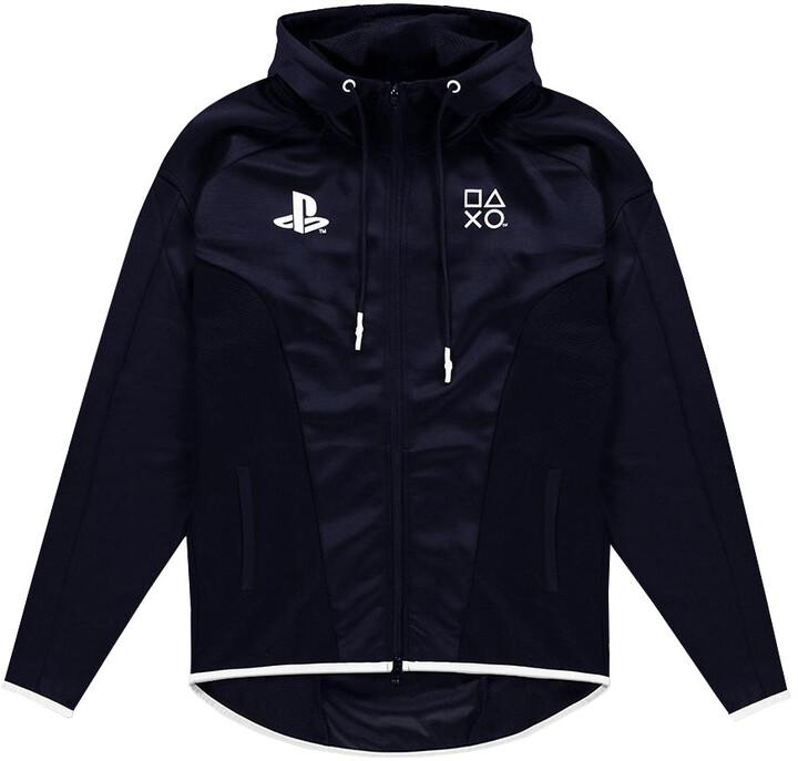 Bunda PlayStation - Black & White TEQ (L)