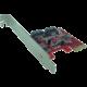 Kouwell PE-115H PCI karta 2x SATA III  + Voucher až na 3 měsíce HBO GO jako dárek (max 1 ks na objednávku)