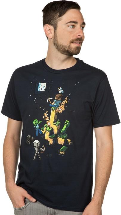 Tričko Minecraft Tight Spot Premium (US XL / EU XXL)
