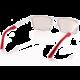 Arozzi Visione VX-800, bíločervené