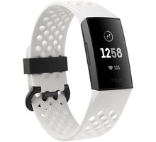 Fitbit Charge 3, SE Frost White Sport / Graphite Aluminium - FB410GMWT-EU