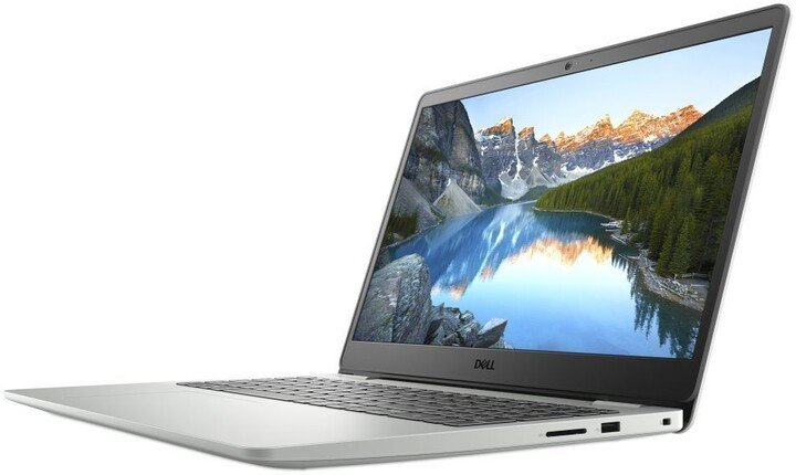 Dell Inspiron 15 (3501), stříbrná