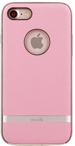 Moshi iGlaze Napa Apple iPhone 7, růžové