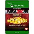 NBA 2K18 - 200000 VC (Xbox ONE) - elektronicky