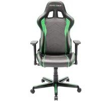 DXRacer Formula OH/FH08/NE, černá/zelená