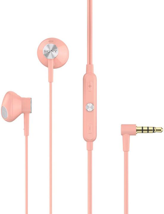 Sony STH32, růžová