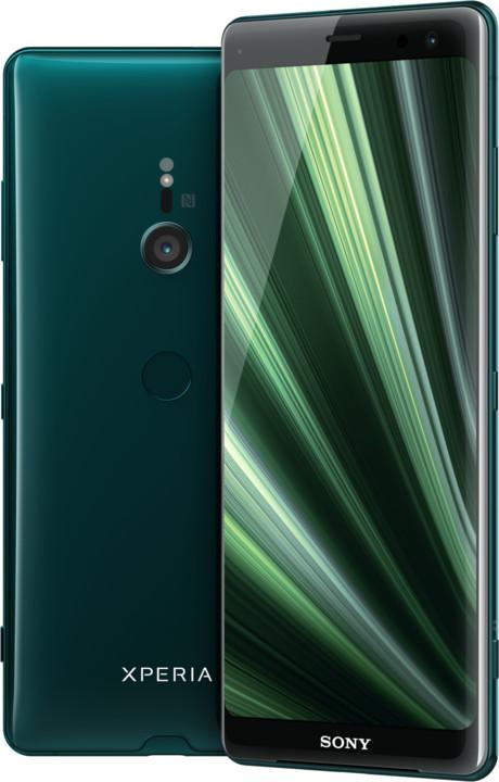 Sony Xperia XZ3, 4GB/64GB, zelená
