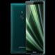 Sony Xperia XZ3, zelená