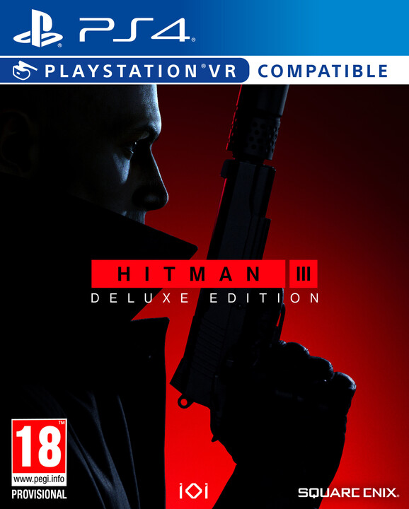 Hitman 3 - Deluxe Edition (PS4)