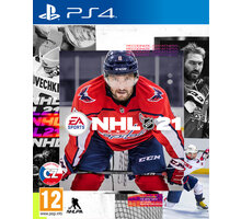 NHL 21 (PS4) - 5030936122984