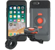 TigraSport sada na kolo FitClic Neo pro iPhone 6s+/7+/8+ - FN-IPH68P-BKF