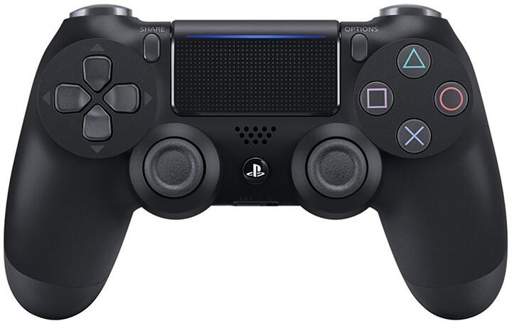 Sony PS4 DualShock 4 v2, černý
