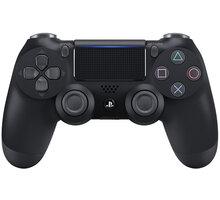Sony PS4 DualShock 4 v2, černý  + Možnost vrácení nevhodného dárku až do půlky ledna