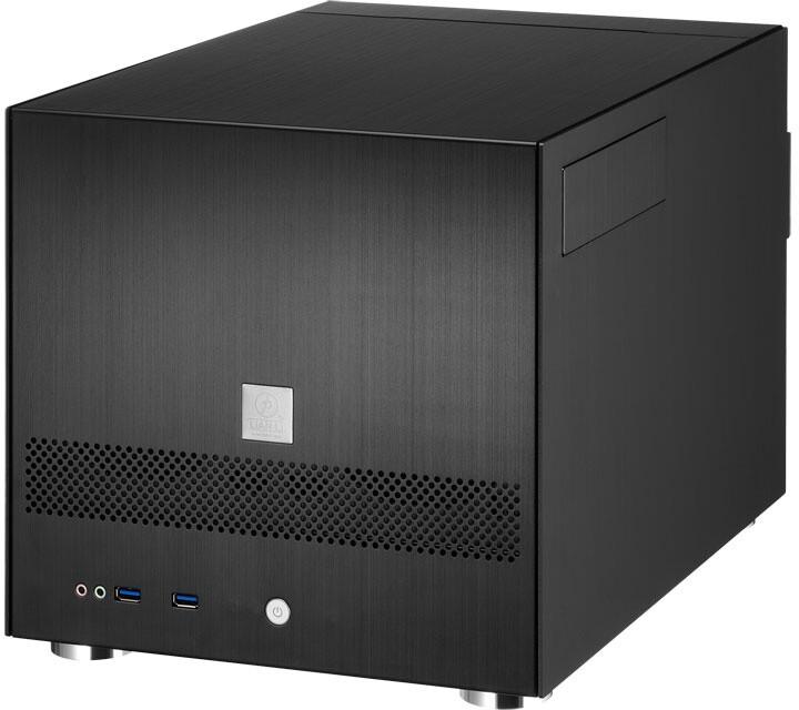 LIAN LI PC-V355B, černá