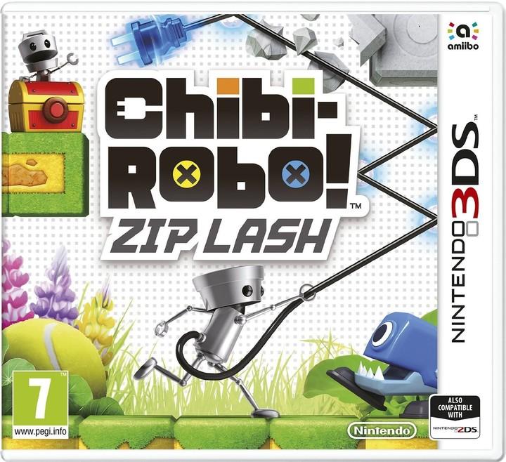 Chibi-Robo: Zip Lash (3DS)