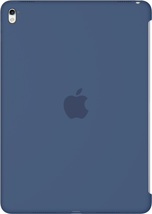 "Apple Silicone Case for 9,7"" iPad Pro - Ocean Blue"