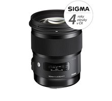 SIGMA 50/1.4 DG HSM ART pro Canon - SI 311954