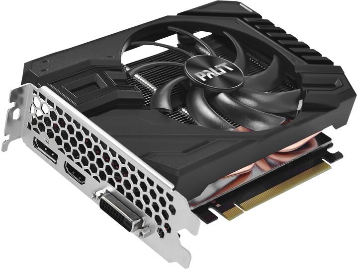 PALiT GeForce GTX 1660 Ti StormX OC, 6GB GDDR6