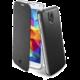 CellularLine Backbook pro Galaxy S5, černá