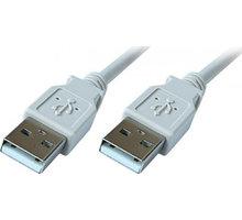 PremiumCord USB 2.0 A-A M/M 3m propojovací kabel