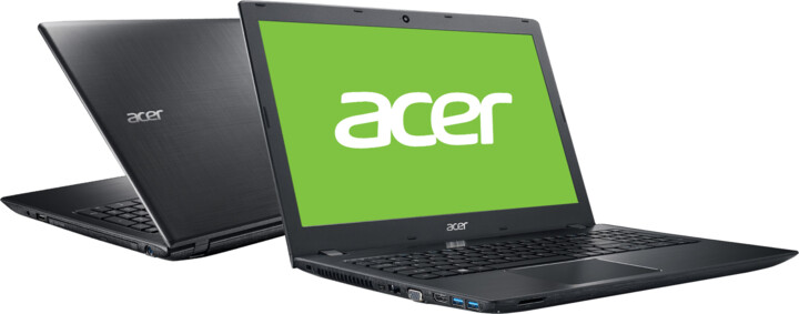 Acer Aspire E15 (E5-553G-T0AN), černá