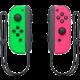 Nintendo Joy-Con (pár), zelený/růžový (SWITCH)